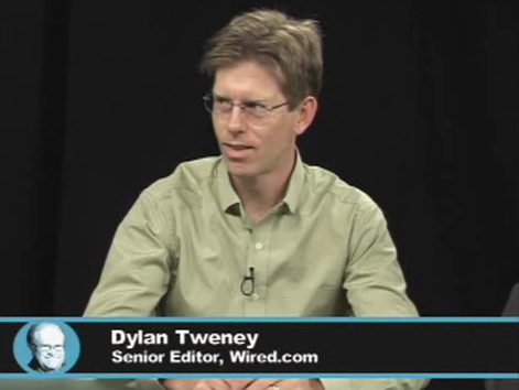 Dylan Tweney on Cranky Geeks