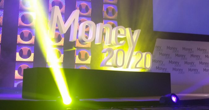 Money 20/20 logo. Photo by Dylan Tweney